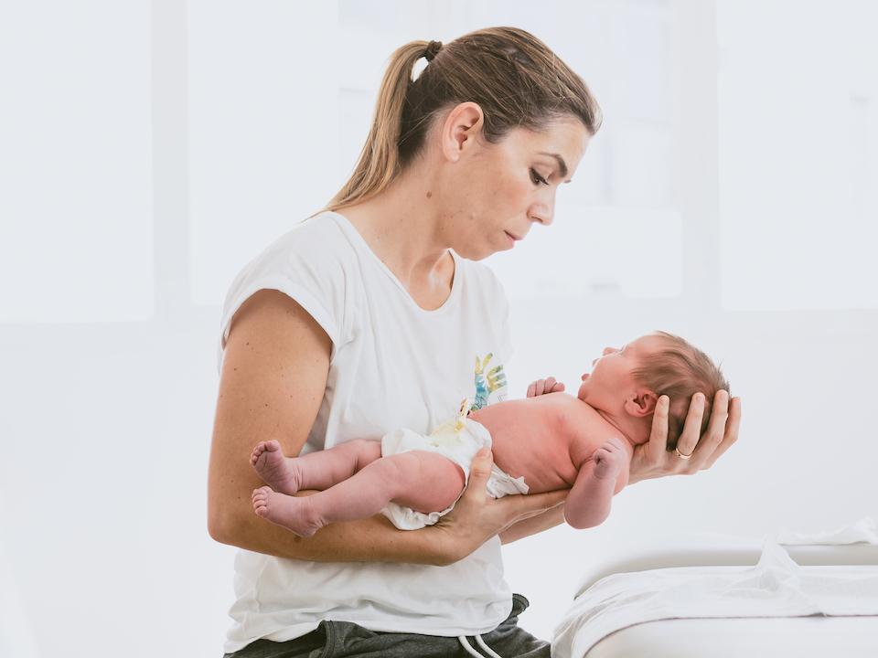 Raquel Bermejo- fisioterapeuta Mallorca - bebes