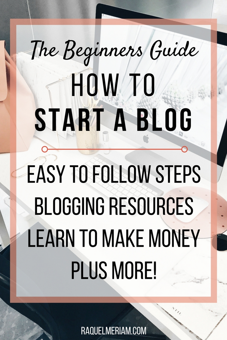 Learn how to start a blog with these easy to follow steps. A list of blogging resources included and learn how to make money today.