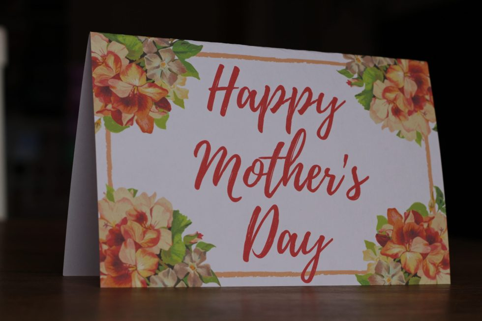 Free Mother's Day Card Printable