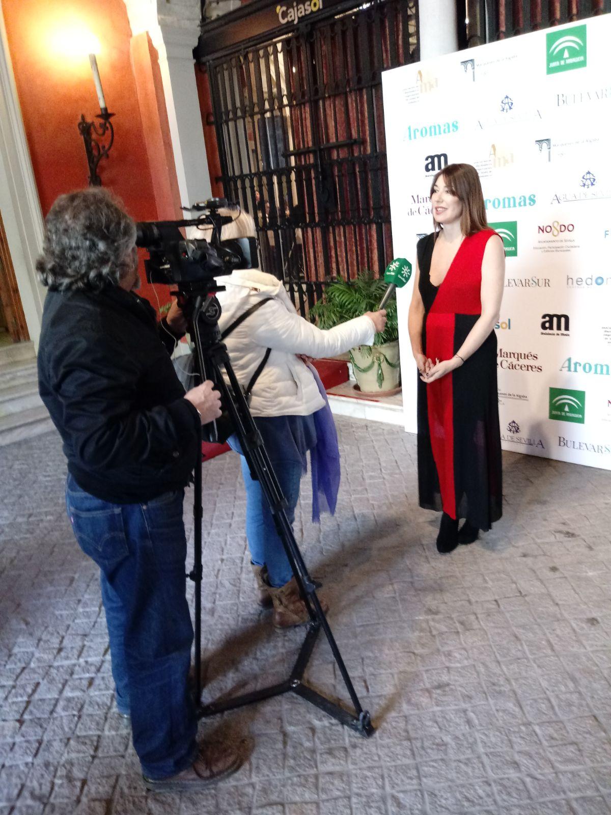 Entrevista para Canal Sur TV