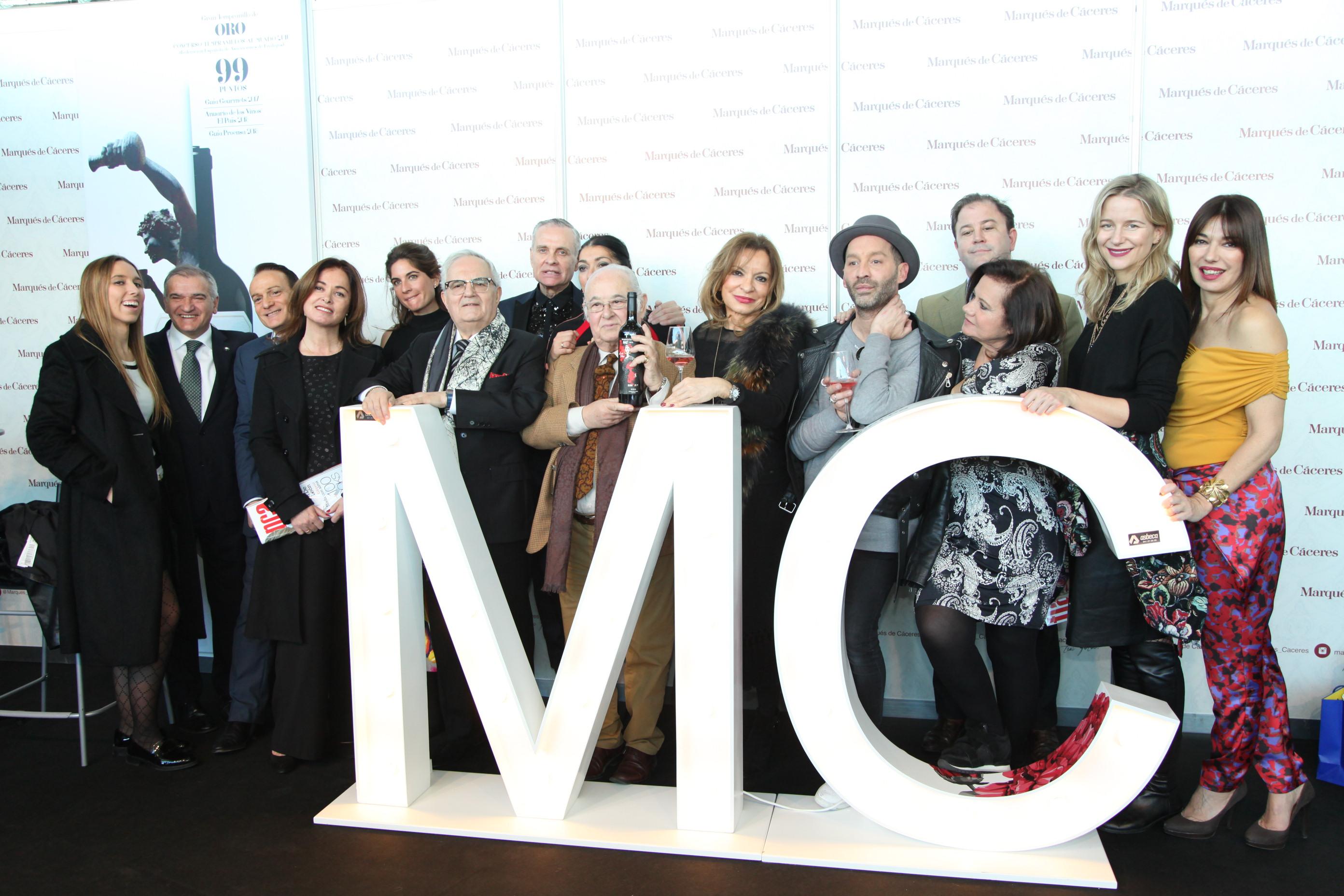 Miembros del jurado del Certamen de Diseñadores noveles SIMOF 2018