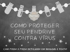 Como Proteger Pendrive - Raquel Yopán Capa