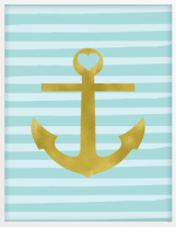 free-printable-wall-art-gold-stripe-anchor-2-400x514