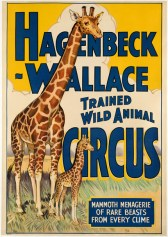 hagenbeck-wallace-trained-wild-animal-circus-www.freevintageposters.com