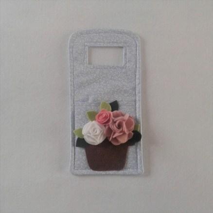 Suporte Carregador - Mãe Flor do Meu Jardim (1)
