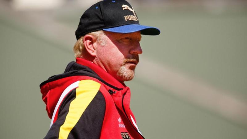 Boris Becker 45