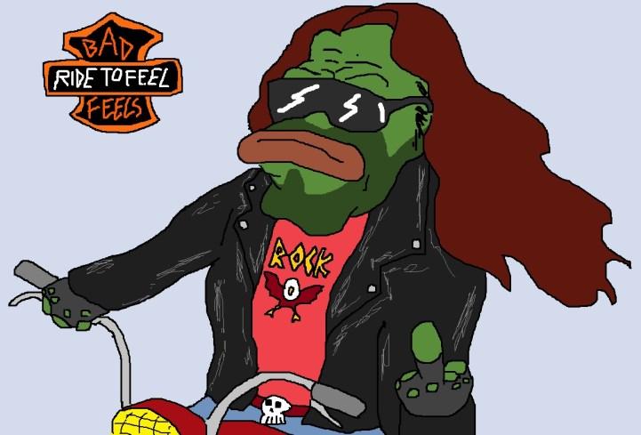Motorcycle Pepe