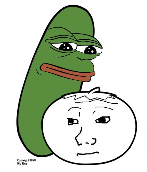 Veggie Tales Pepe