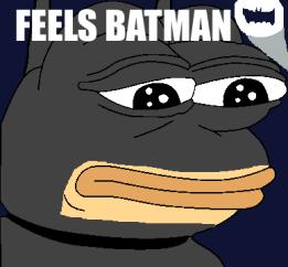 Batman Pepe