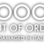OUT OF ORDER(OOO)という傷だらけの時計