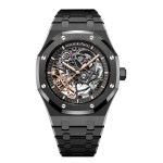 AUDEMARS PIGUET Royal Oak Double Balance Wheel Openworked 41mm Ref.15416CE.OO.1225CE.01