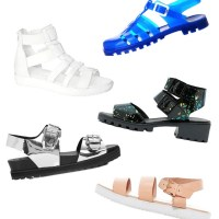 How to Style Jelly Shoes!
