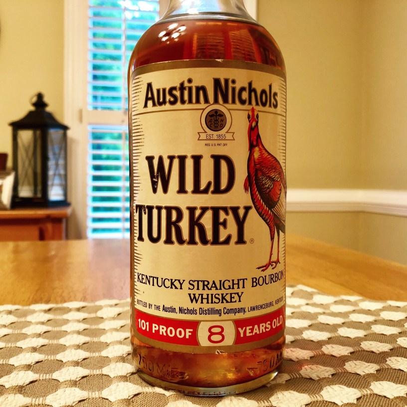 Wild Turkey 101 1987