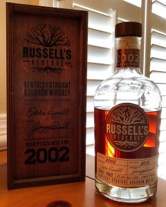 Russell's Reserve 2002