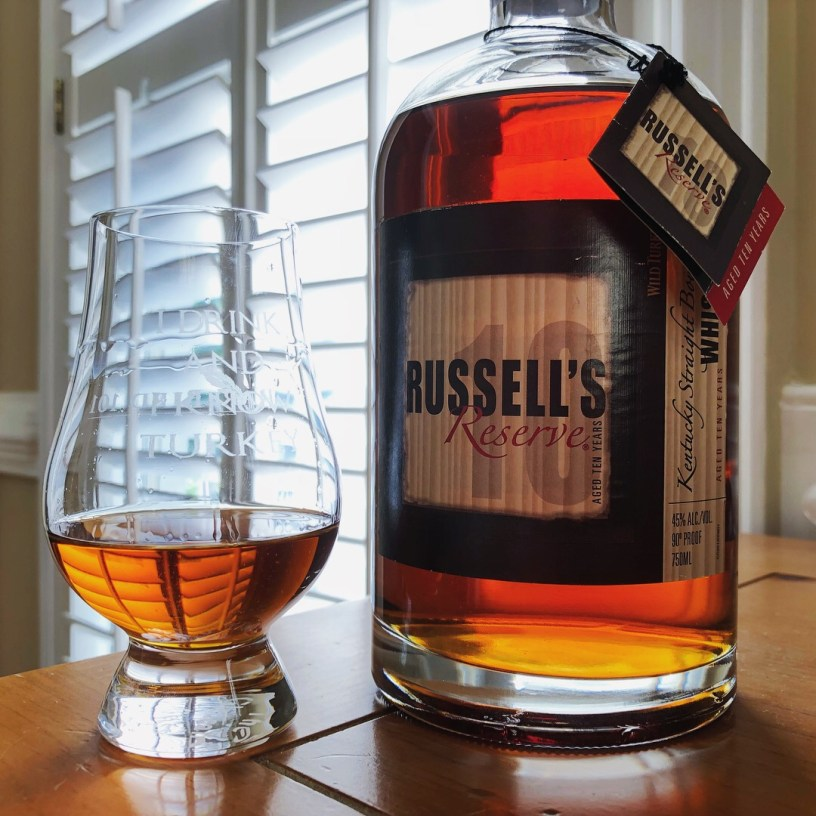 2005 Russell's Reserve 10
