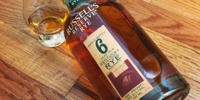 Russell's Reserve 6-Year Rye 2014