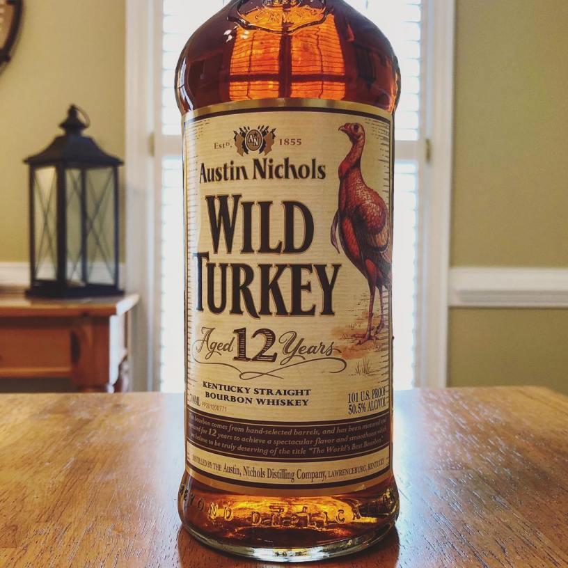 Wild Turkey 101 12-Year