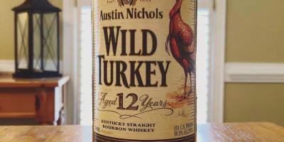 Wild Turkey 101 12-Year
