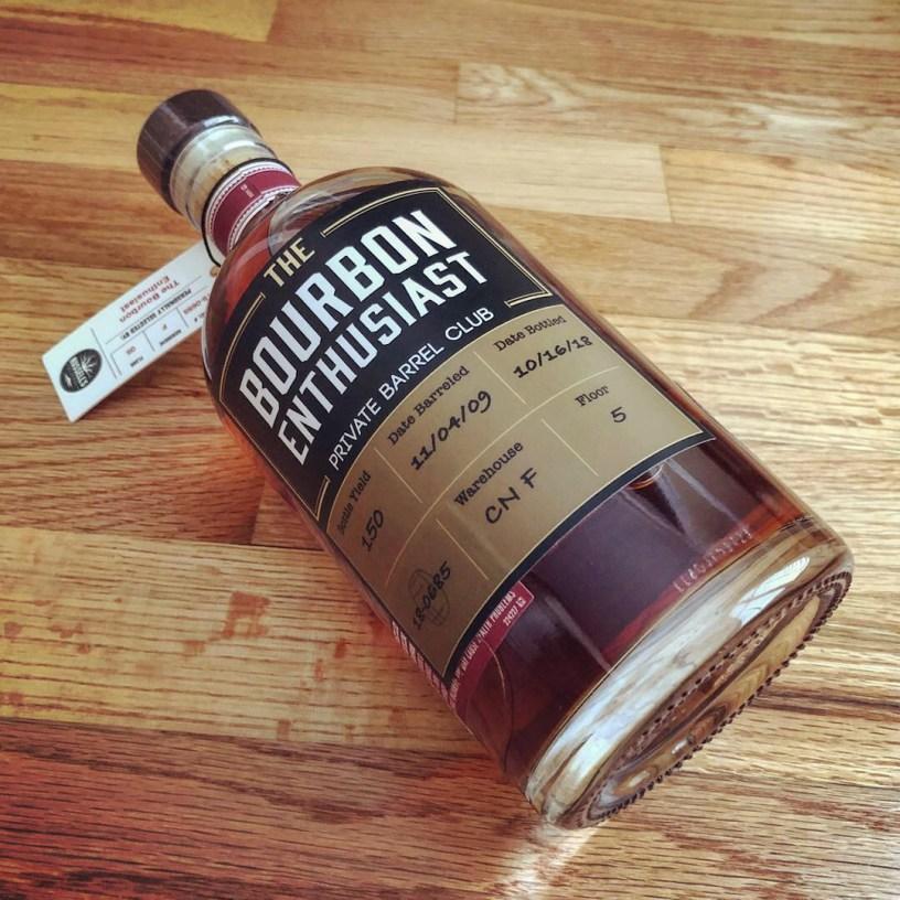 The Bourbon Enthusiast RRSiB