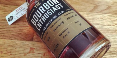 The Bourbon Enthusiast RRSiB