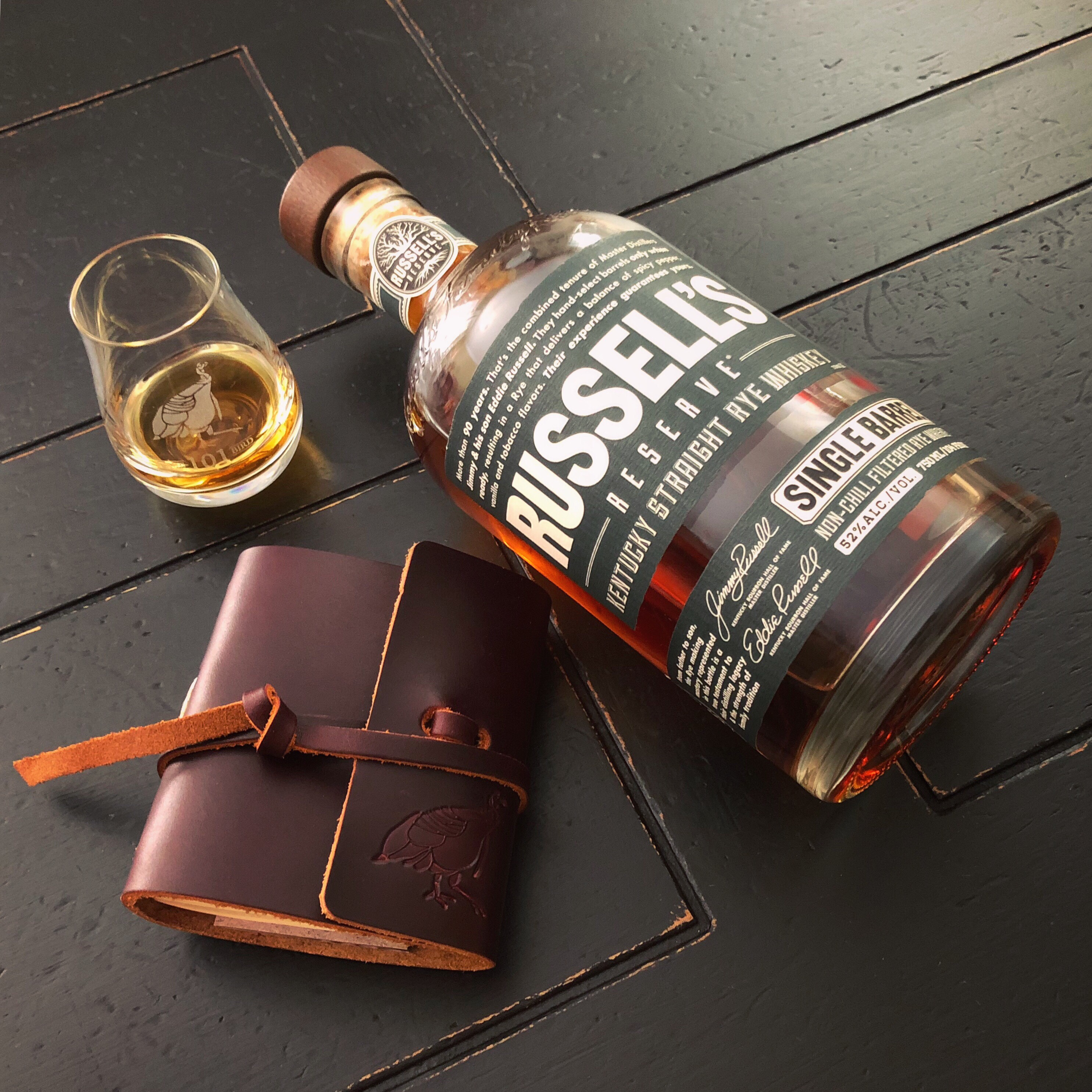 Russell's Reserve Single Barrel Rye (2017) and the Future