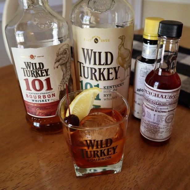 Rare Bird 101 Old Fashioned
