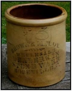Dates mccoy pottery marks and McCoy Pottery