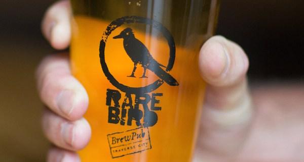 Rare Bird Brewpub - Traverse City, Michigan - Rare Bird Brewpub