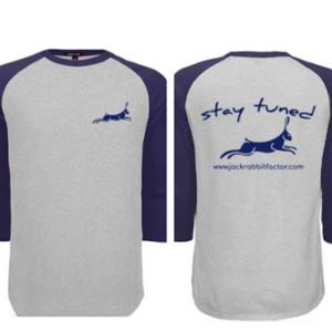Shirt: Stay Tuned