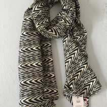 A gift like this scarf from IWasASari upcycles everyone!