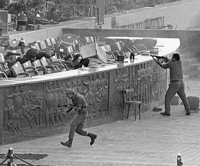 Image result for sadat assassination photos