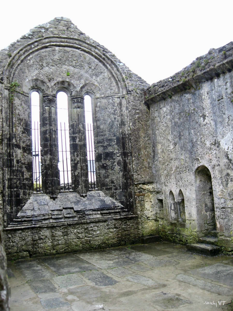 Ireland Kilfenora Cathedral