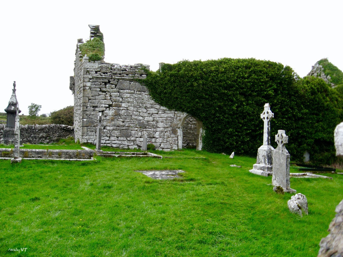 Ireland Carron Church