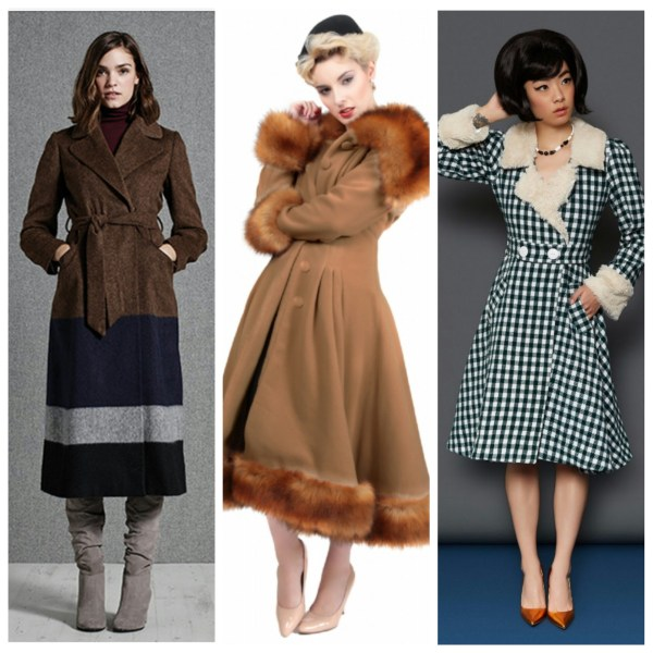 AW15 Coats from Oasis, Collectif and Tara Starlet