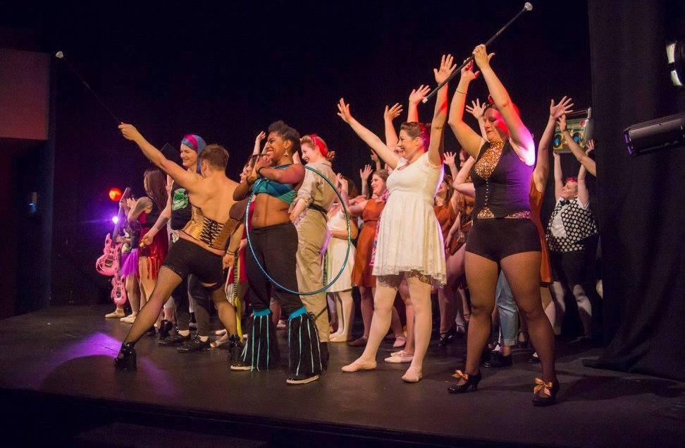 Irreverent Dance's Showcase'15. Performance Photography by Matt Watling.