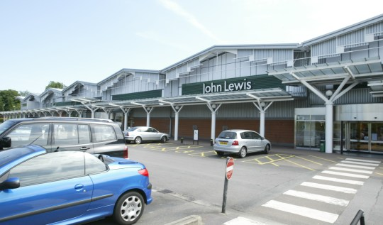 John Lewis, High Wycombe (image via Bucks Free Press)