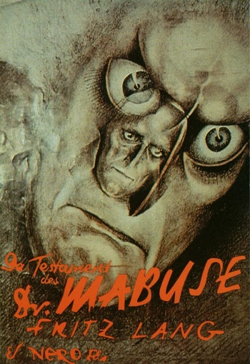 The Testament Of Dr Mabuse