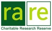 rare Charitable Research Reserve Logo