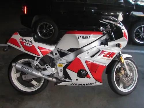 Yamaha Fzr400 Fzr 400 For Sale