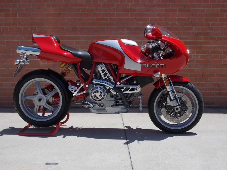 four mike hailwood rep ducatis for sale – mh900 ducati – north