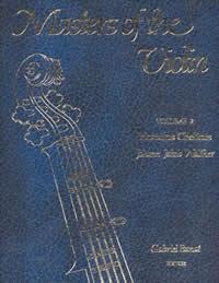 Banat, GabrielMasters of the ViolinVolume 2
