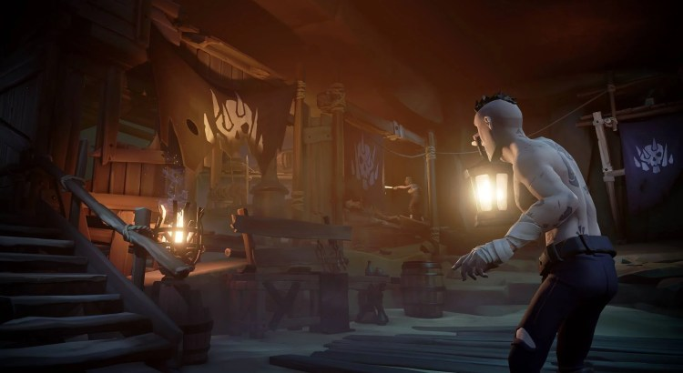 Sea of Thieves Rare Thief Guide for The Art of the Trickster Tall Tale Guide