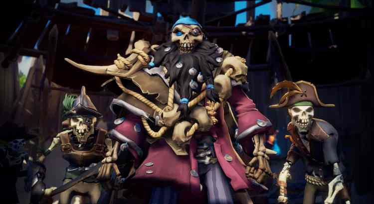 Sea of Thieves Rare Thief Guide for The Revenge of the Morningstar