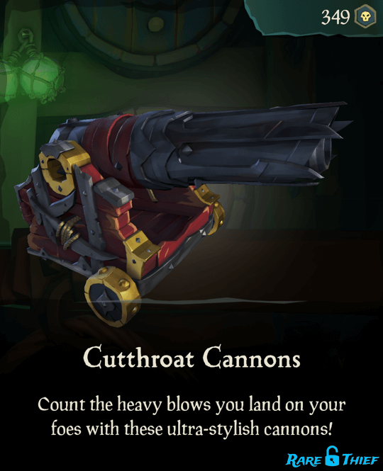 Cutthroat Cannons