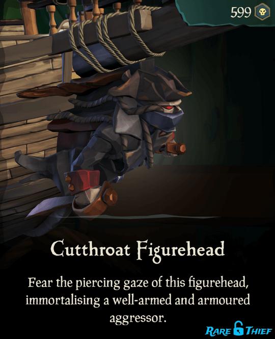 Cutthroat Figurehead