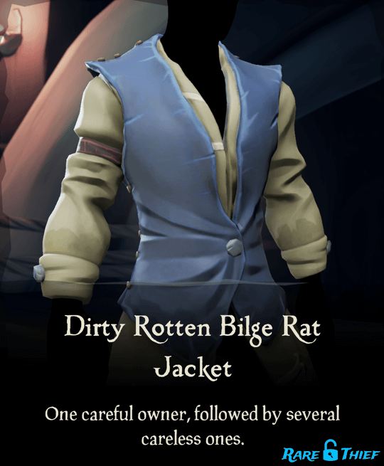 Dirty Rotten Bilge Rat Jacket