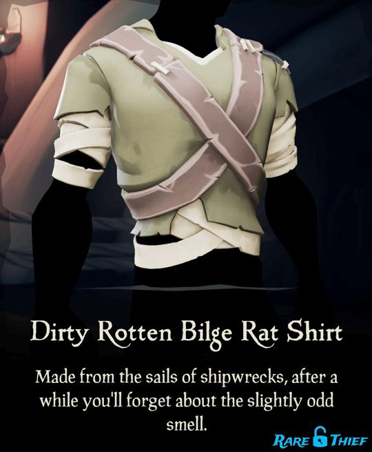 Dirty Rotten Bilge Rat Shirt