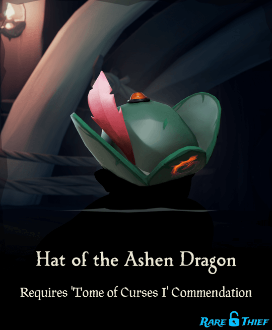 Hat of the Ashen Dragon