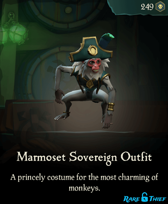 Marmoset Sovereign Outfit