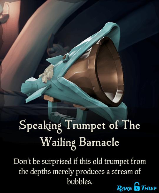 Speaking Trumpet of the Wailing Barnacle